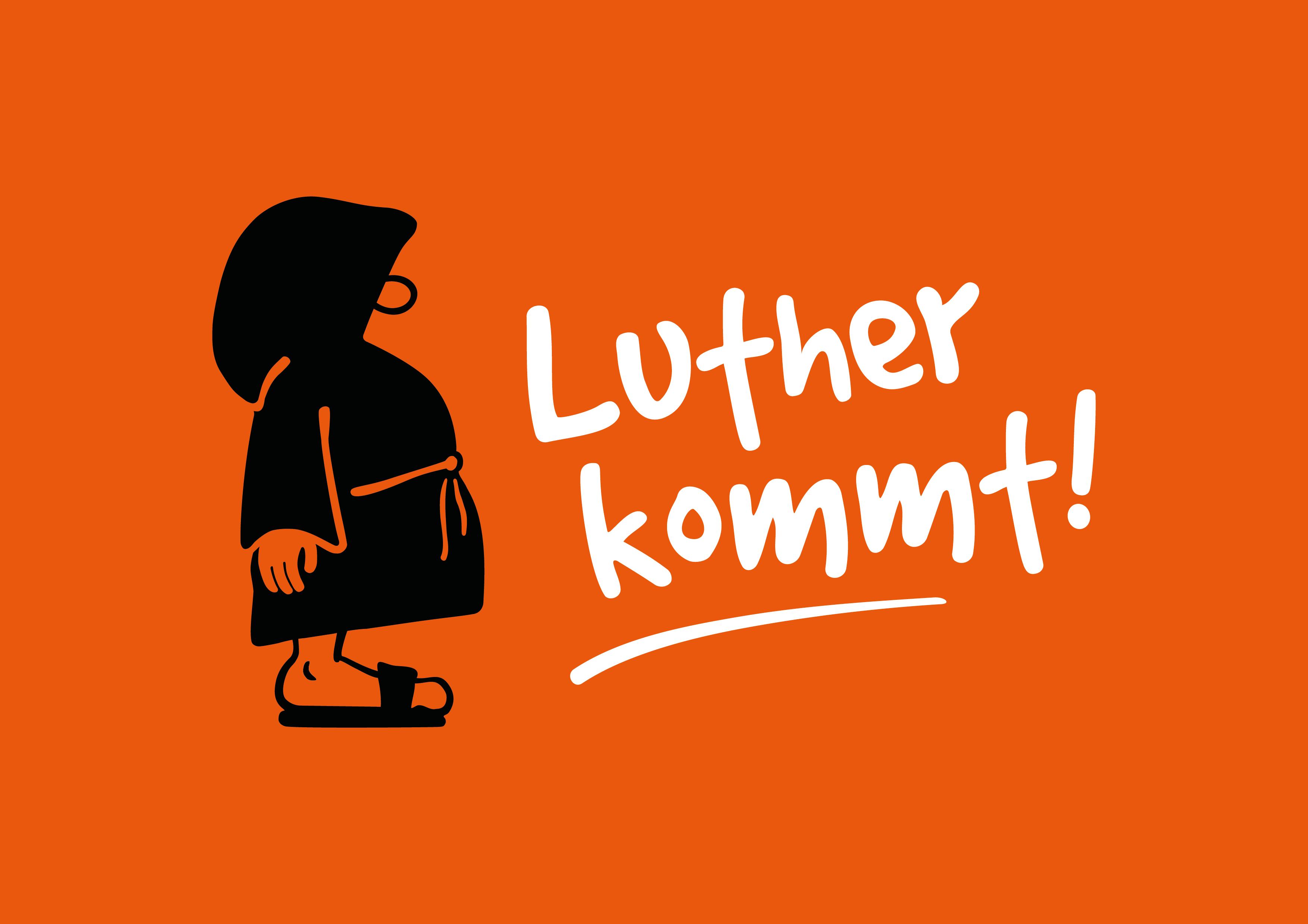 Logo Luther-kommt
